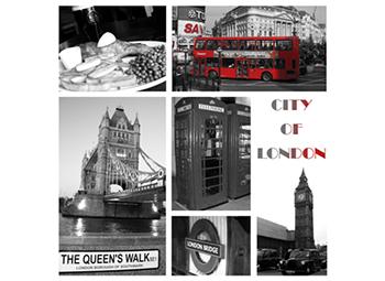 photo montage_London
